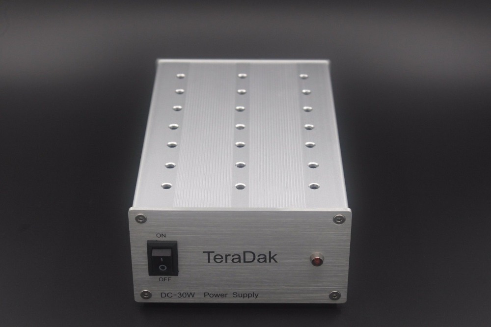 TeraDak DC-30W weiss int204 9V / 2A lineaire voeding