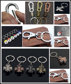 Car and motorcycle key chain belt clip anti-lost hanging telescopic for BMW all series 1 2 3 4 5 6 7 X E F-series E46 E90 F09 image