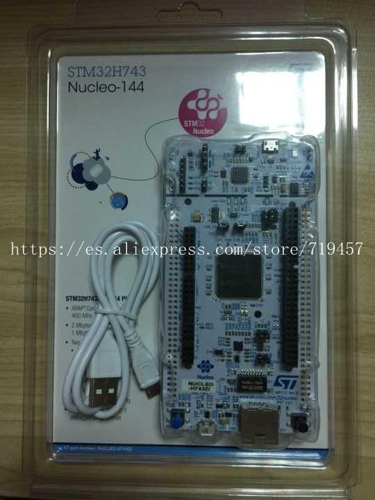 FREE SHIPPING NUCLEO-H743ZI STM32H743ZI Development Board