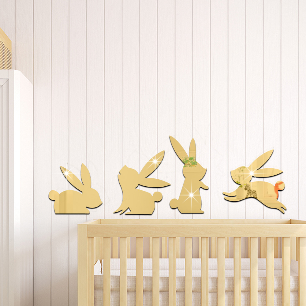 Enchanting Bunny Wall Art Picture Collection - Wall Art Collections ...