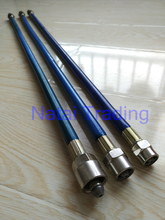 common rail test bench pipe oil tube 600mm, 6mmx2mm high pressure 2500bar diesel pipe tube