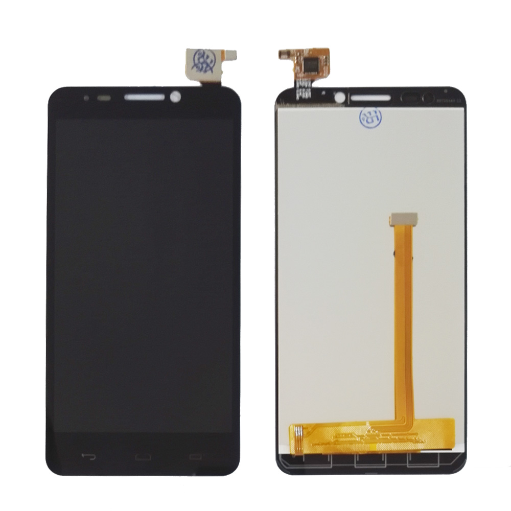 ФОТО LCD Display Touch Screen Digitizer For Alcatel One Touch Idol Dual OT6030 6030 6030A 6030d 6030x Assembly