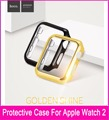 Hoco Mangix Super Thin PC Plated Plating Protective Bumper Case For For Apple Watch Series 2 42mm 38mm 4 cColors Can Be Selected