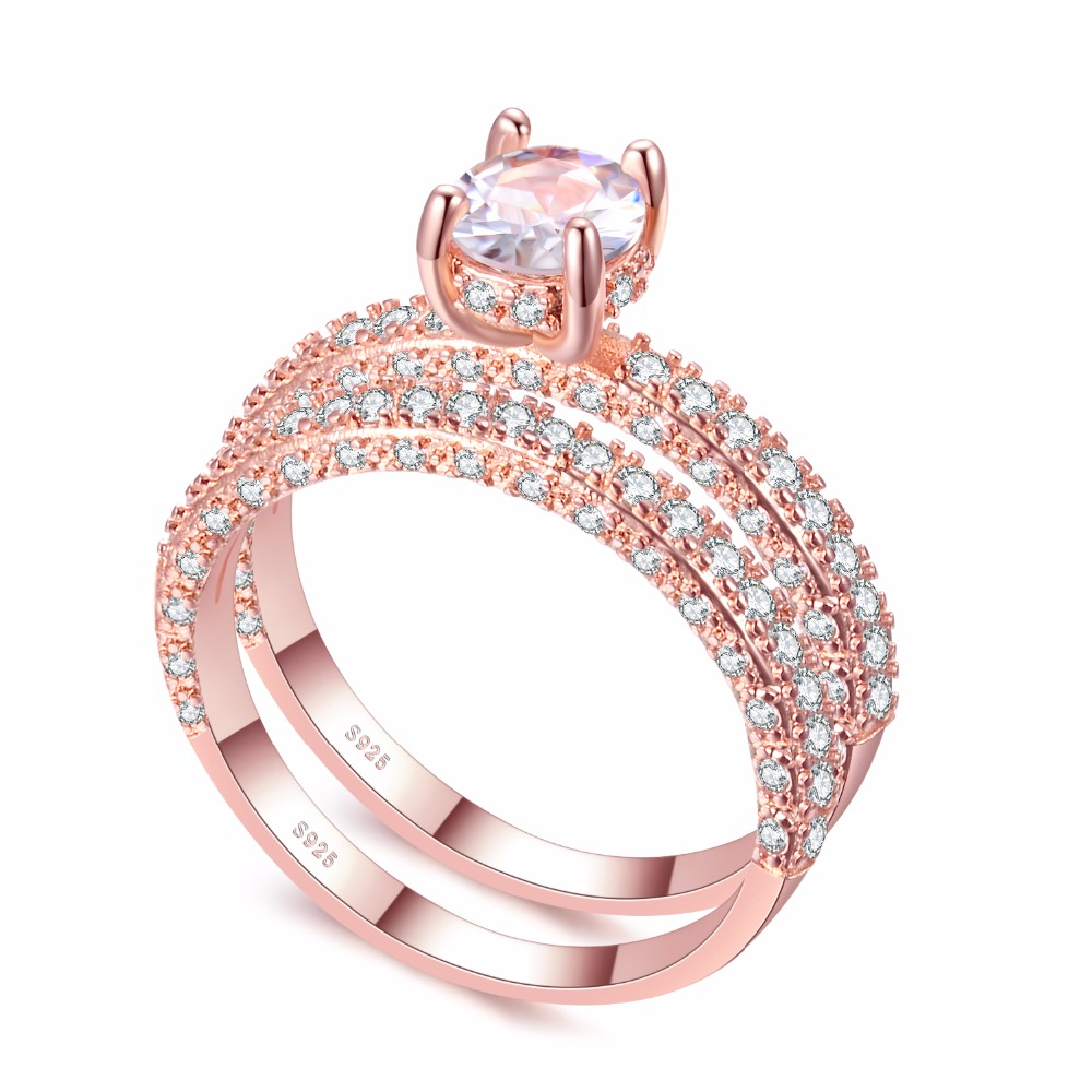 KNOCK-high-quality-Rose-Gold-Double-row-White-gold-For-Women-Fashion-Cubic-Zirconia-Wedding-Engagement (3)