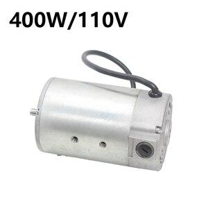 Image 2 - 550w&400w dc brush motor 220v&110v 83ZYT001/83ZYT002/83ZYT007 0618 150 Mini lathe motor