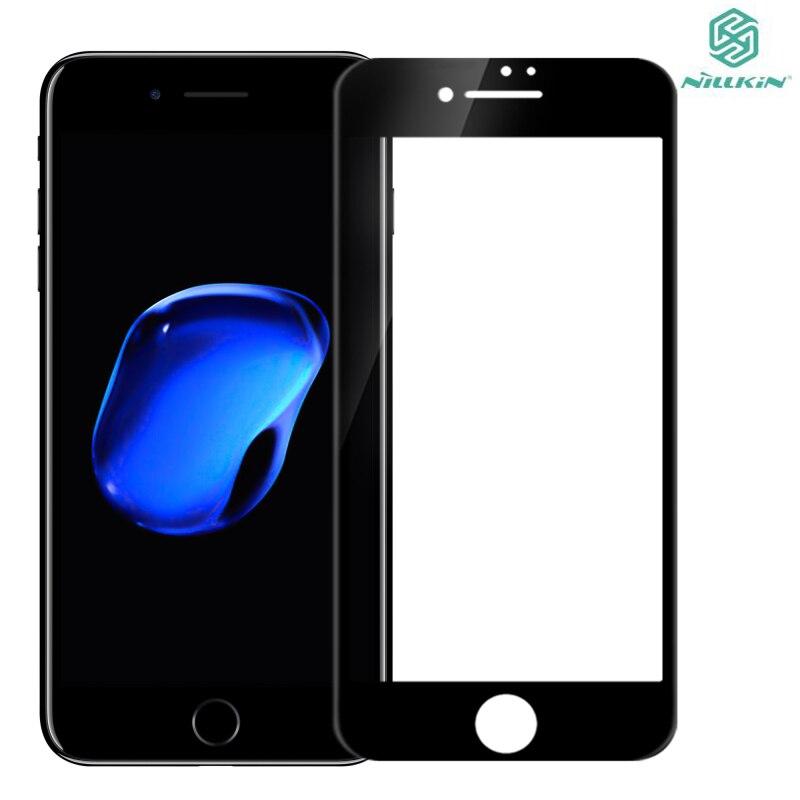 bilder für Nillkin 3D Full Cover Gehärtetes Glas Film für Apple iPhone 7 bildschirm Glas 3D Touch Kompatibel Displayschutzfolie Für iPhone 7 Film