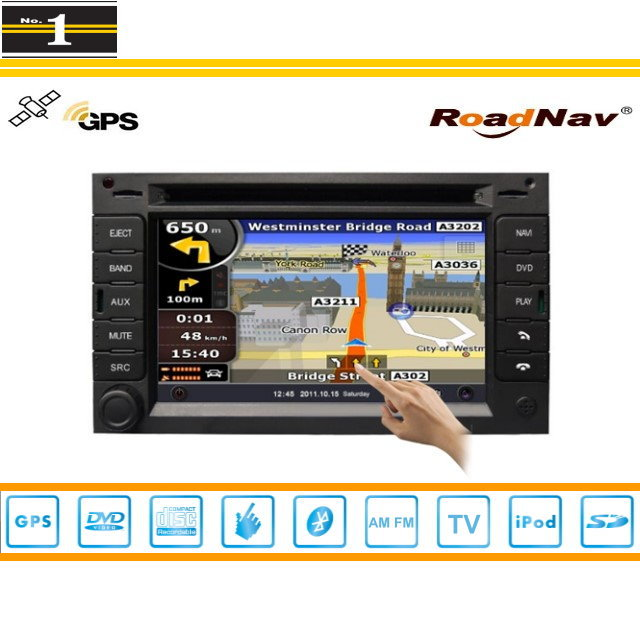 Coches Reproductor de DVD GPS de Navegación Navi Para Chevrolet Tavera 2007 ~ 20