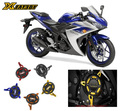 FOR YAMAHA 15-16 YZF-R3 engine anti drop rubber engine protection block engine anti fall cover