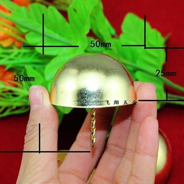 Aliexpress.com: Comprar 50 * 50 MM tambor amarillo tambor decorar ...