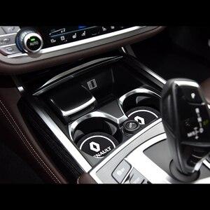 Image 5 - 1/2 CHIẾC Xe Cốc chống trượt Đèn Cốc Thảm Lót Bình Xây Dựng trong xe ô tô tạo kiểu cho XE BMW Audi Ford Nissan Chevrolet Skoda Volvo