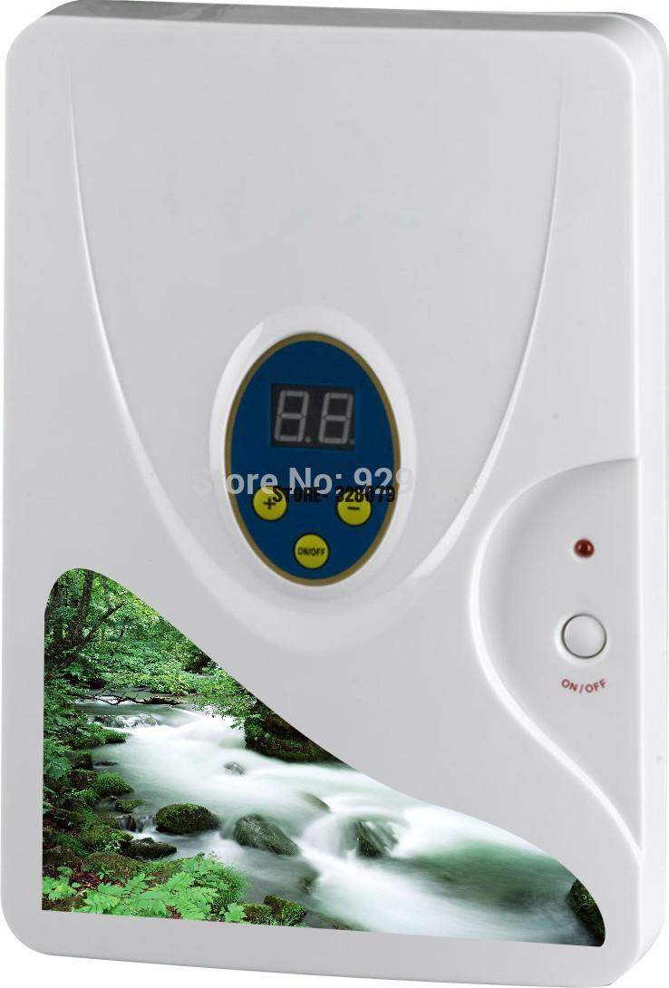 Ozone Generator Air Purifier Ozonizador Ozonizer Ozone Aquarium Portable Oxygen Concentrator Purificador De Aire