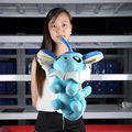 Новый 12 ''Pokemon Вапореон Плюшевые Куклы Аниме Косплей Симпатичные Хороший Подарок Kawaii Дети Мягкие Игрушки Для Детей Куклы