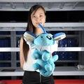 Nuevo 12 ''Pokemon Vaporeon Muñeca de la Felpa Del Anime Cosplay Lindo Bonito Regalo Kawaii Para Niños Juguetes De Peluche Para Los Niños Muñecas