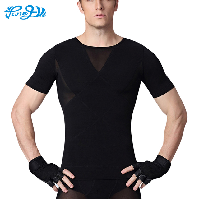 4d20e36d1038 Panegy Men Yoga T-shirt Fitness Running Sports Clothes Gym Bodybuilding  Compression Short Sleeve Tops Slim Fit Men Sweatshirts