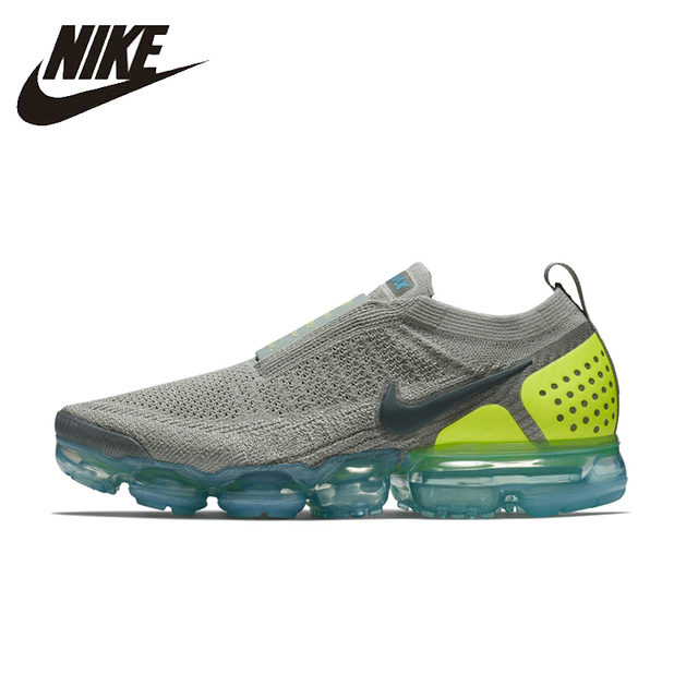 NIKE AIR VAPORMAX FK MOC 2 Mens & Womens Running Shoes Mesh Breathable Stability Support Sports Sneakers For Men & Womens Shoes