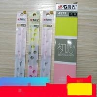 High quality Black Ink 0.35mm Gel Pen Refills Stationery Creative Gift School Supplies Pen Refills