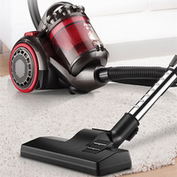 220V Handheld Electric Vacuum Cleaner Whirlwind Type Large Suction Capacity Powerful Aspirator 3L Dust Box EU
