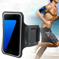 S7 Universal correndo Sports GYM Armband bolsa capa Samsung Galaxy S7 borda SM-G935 Jogging Arm Band completa Ooutdoor tampa 5.5 ""