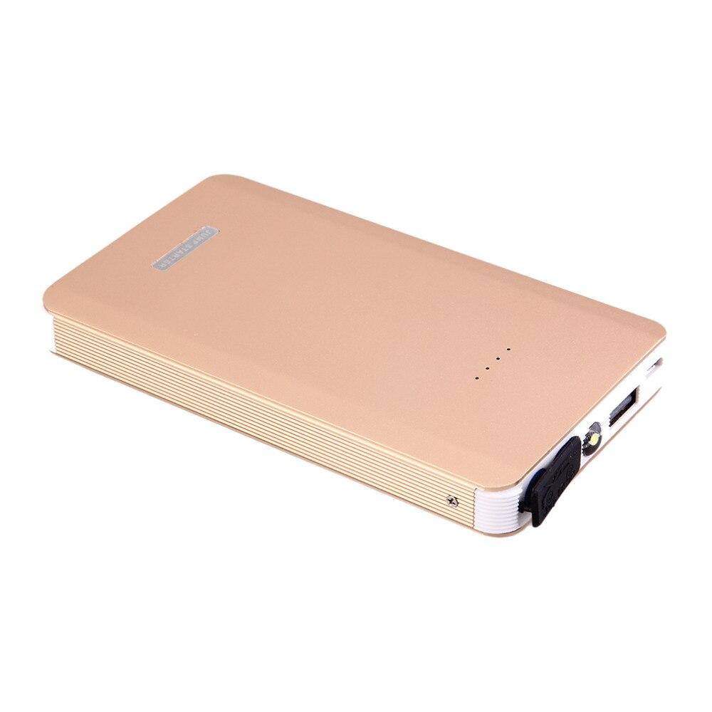 Prix pour 1 PCS 30000 mAh Démarreur Voiture De Saut Mini Chargeur de Secours Batterie Booster Puissance Banque Démarreur de Saut pour Voiture Téléphone