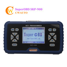SuperOBD SKP-900 V5.0 Hand-Held OBD2 Auto Key Programmer SKP900 Support Almost Cars Around the World Update Online