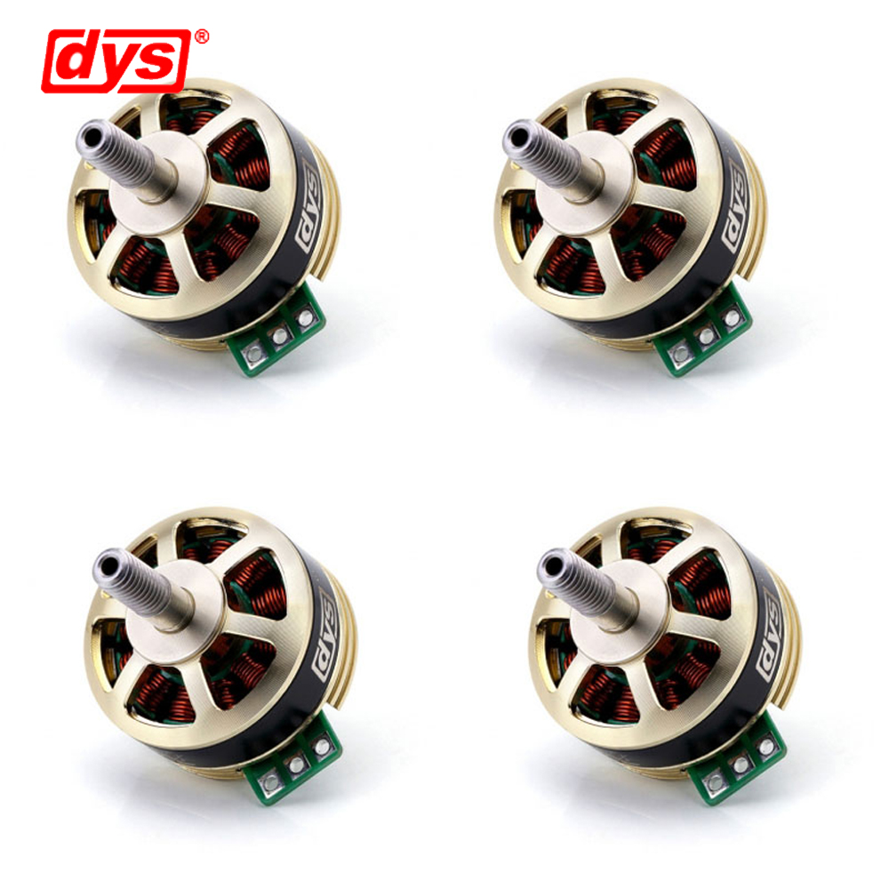 4pcs lot DYS race edition with PCB SE2205 PRO 2300KV 2550KV 2205 FPV racer brushless motor