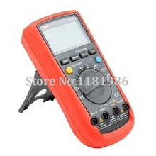 UNI-T UT61C Intelligent / Modern Auto / Manual Ranging LCD Digital Multimeter Handheld / Palm-Size Tester DMM AC DC Volt Ohm Frq недорого