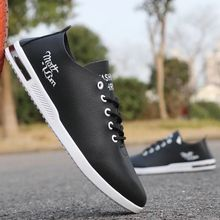 2019 summer mens casual shoes soft comfortable leather shoes man high quality breathable sneakers men flats zapatos de hombre недорого