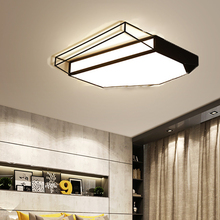 Nordic led lamps modern minimalist creative fashion personality wrought iron study bedroom room lamp living room ceiling lamp minimalist modern creative personality living room bedroom lamp study different circular ceiling decorated nordic led