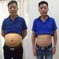 Conjunto Seguro Maravilha Patch Barriga Perda de Peso 60 Dias Dieta remendo Abdômen Tratamento Patch Perder Peso Rápido de Gordura Remendo Magro queimadores