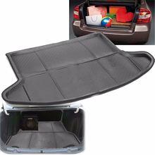 Auto Tailcase Estera Manto Posterior Del Tronco Cargo Mat para Mazda/CX-5 2013 2014 2015 2017 Negro