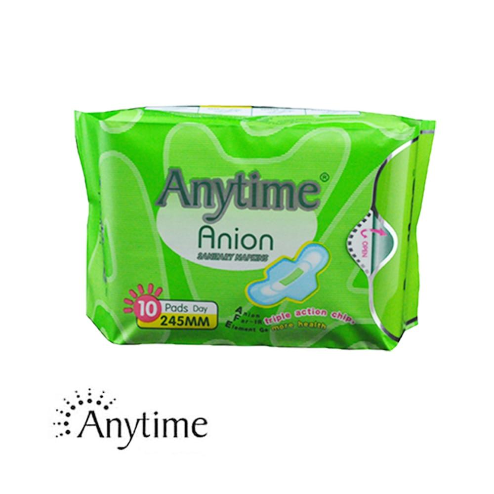 Paquet de 3 doublures de culottes en coton Anion Serviettes - Soins de santé - Photo 4