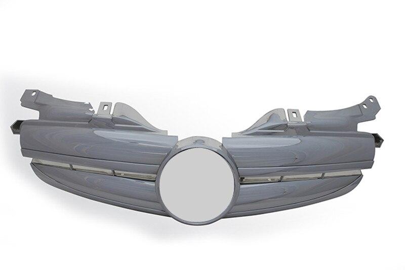 Pour SLK R170 ABS matériel grilles de course grilles de maille SLK200 avant grilles de course grilles ajustement spécial pour modèle 1996-2005