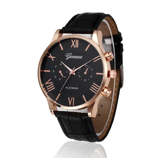 Men's Luxury Quartz Wristwatches