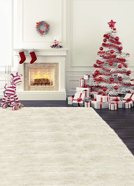 Aliexpress.com : Buy Christmas Background Photography Backdrops ...
