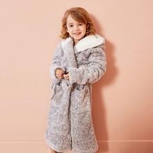 Детский банный халат; однотонные толстовки с героями мультфильмов; одежда для сна для девочек; банные полотенца; детский Мягкий банный халат; пижамы; От 4 до 13 лет; детская одежда