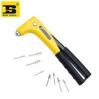 Free Shipping BOSI Hand Riveter With 4 In 1 Blocker