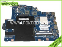 laptop Motherboard For Lenovo G565 Z565 Main board ATI HD5340 DDR3 LA-5754P