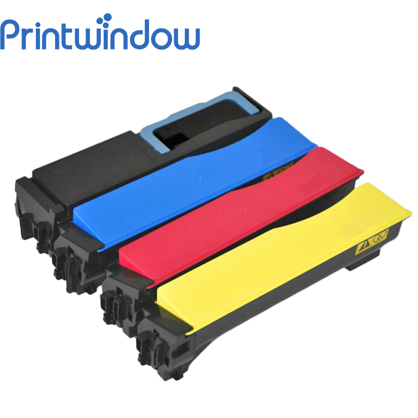 все цены на Printwindow Compatible Toner Cartridge for Kyocera FS C5400DN 4X/Set онлайн