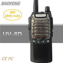 Two Comunicador BAOFENG UV-8D