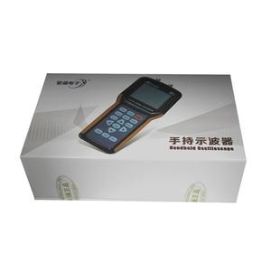 Image 5 - Jinhan JDS2022A цифровой Ручной осциллограф 2 канала 20 МГц Автомобильный осциллограф Полоса пропускания 200 Мвыб/с Частота выборки