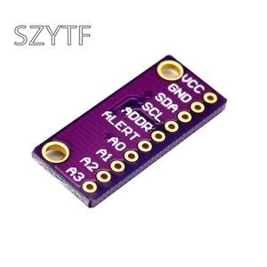 Image 3 - I2C ADS1115 16 Bit Adc 4 Kanaals Module Met Programmeerbare Gain Versterker 2.0V Naar 5.5V Voor Arduino Rpi