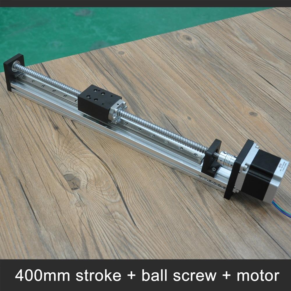 Free Shipping Cheaper Than Hiwin 400mm Stroke Motorized