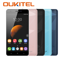 Original OUKITEL C3 Android  Quad Core 1.3GHz 1G RAM 8G ROM 5.0 Inch 1280*720 Cell Phone