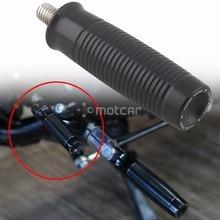 Aluminum Rough Crafts Black CNC Shifter Peg For Harley Sportster XL1200 XL833 Iron Custom Black