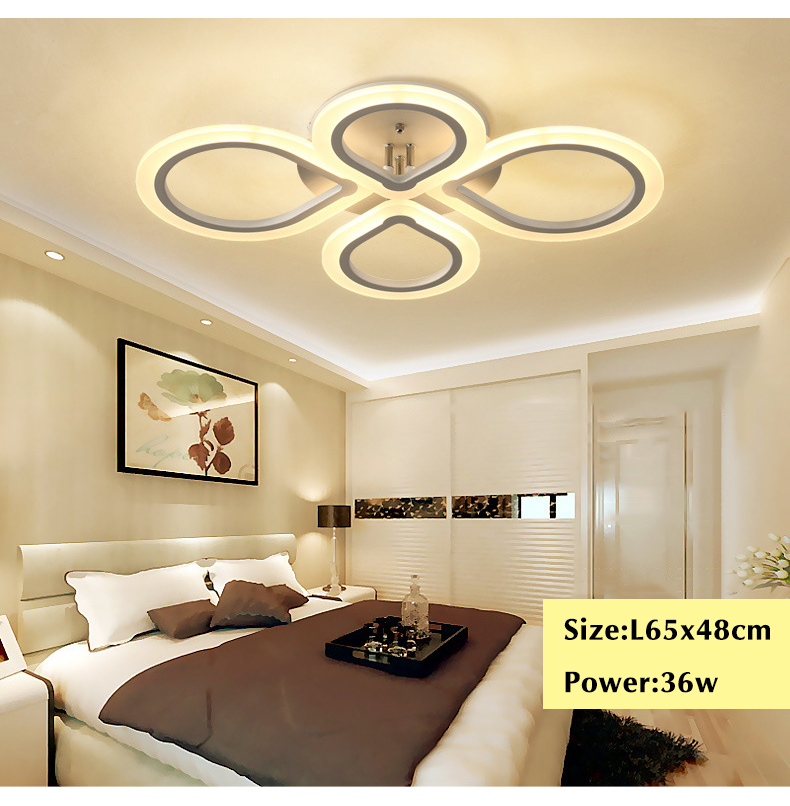 HTB1yjtwefWG3KVjSZPcq6zkbXXaV Lamps Plus Chandeliers | Crystal Ceiling Lights | Rings Modern Led Ceiling Light For Living room Bedroom Luminaires Black White Acrylic Surface Mounted Chandelier Ceiling Lamps 001