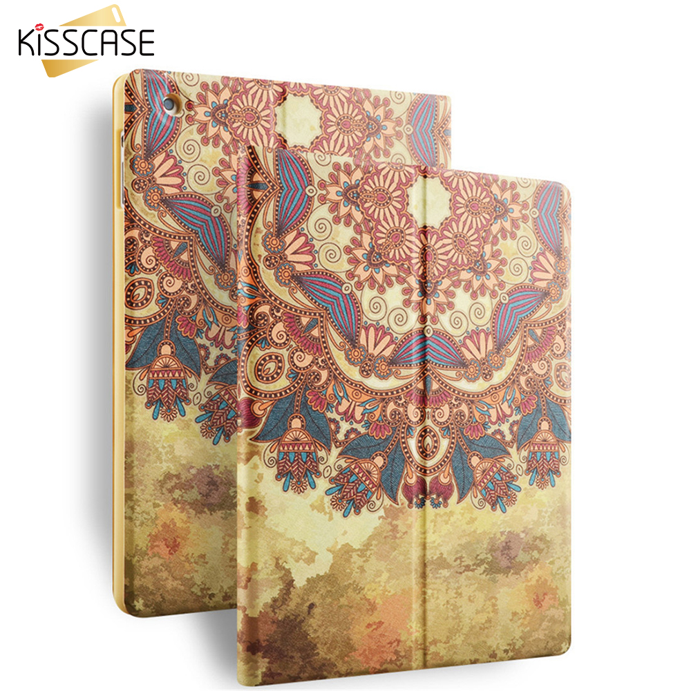 KISSCASE Smart Sleep Wake Up Leather Case Cover For Xiaomi MiPad 1/ MiPad 2 7.9 Ultra Slim Flip Shockproof Tablet Cases Cover pu leather ebook case for kindle paperwhite paper white 1 2 3 2015 ultra slim hard shell flip cover crazy horse lines wake sleep