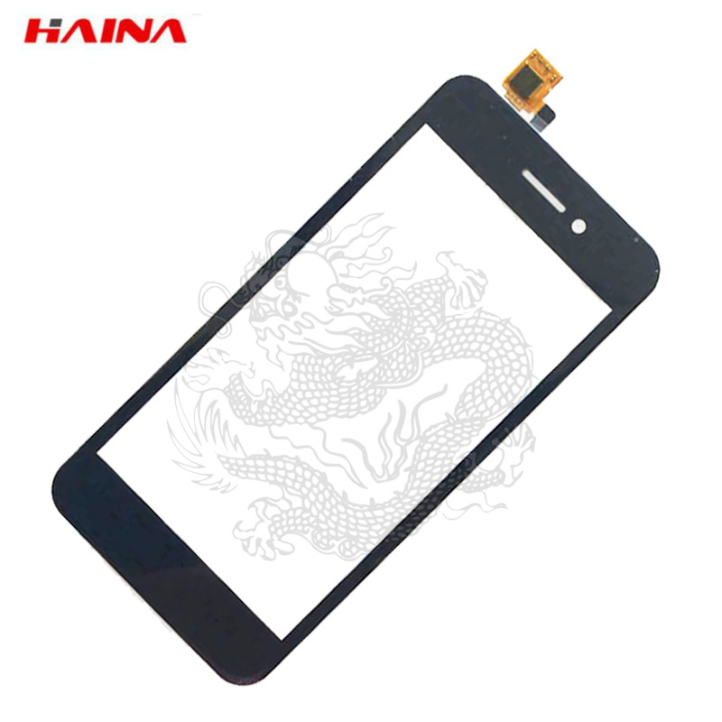 For Fly FS459 Nimbus 16 Touch Screen Panel Digitizer Front Glass Lens Sensor Accessories with Flex Cable image