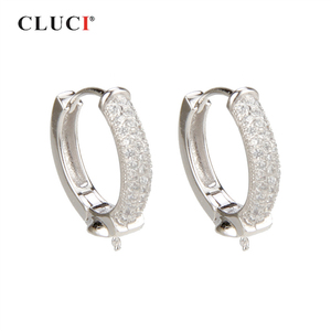 CLUCI 925 Sterling Silver Pear