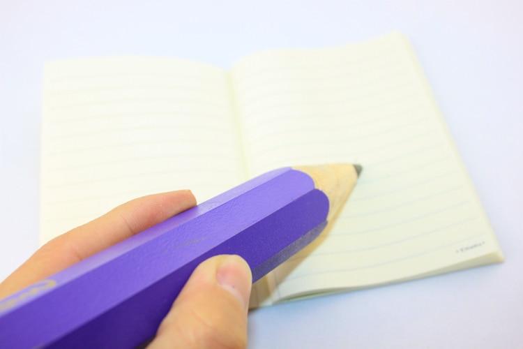 lápis lápis de madeira escova personalidade lápis