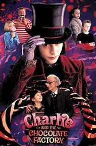 Charlie And The Chocolate Factory 2005 Film Johnny Depp SILK POSTER Decorative Wall painting 24x36inch 02
